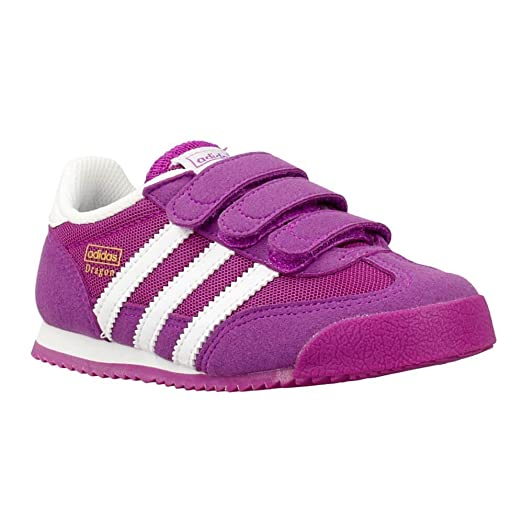 adidas dragon purple