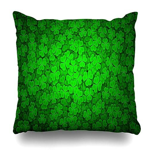 Ahawoso funda de almohada con forma de diamante geométrico ...