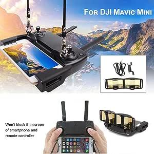 Amplificador de señal de control remoto TwoCC Drone + Cordón adjunto para Dji Mavic Air/Spark/Mini drone: Amazon.es: Bricolaje y herramientas