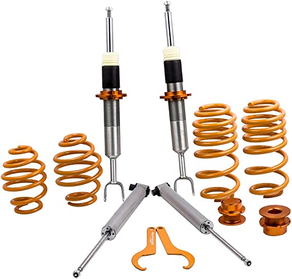 Audi A6 1997-2004 Skoda Superb 2001-2008 FWD Only maXpeedingrods Coilovers for VW Passat B5 B5.5 1998-2006