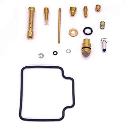 Amazon com: NIMTEK Carb Rebuild Kit Repair Suzuki Quadrunner 500 LT