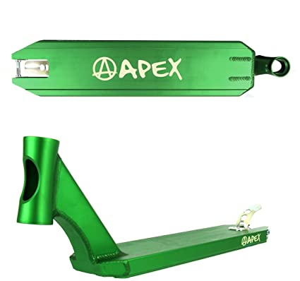Plataforma de patinete Apex Scooters con pegatina Fantic26 ...