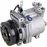 AC Compressor & A/C Clutch For Subaru Forester & Impreza 2007-2013 -