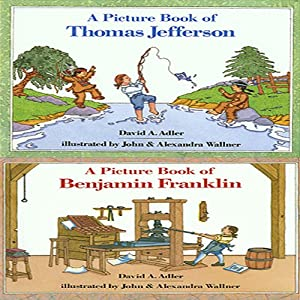'A Book of Thomas Jefferson' and 'A Book of Benjamin Franklin' Audiobook