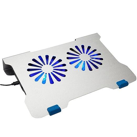 Cojín de enfriamiento del ordenador portátil USB La Oficina ...