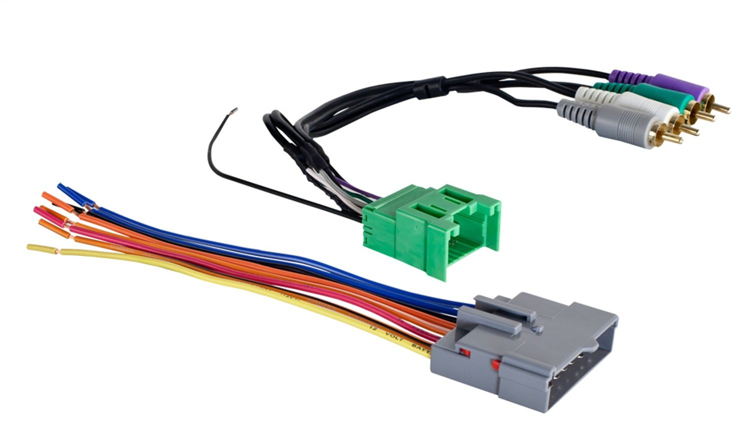 Metra 70-5603 Amplifier Integration Harness for Select Ford Vehicles