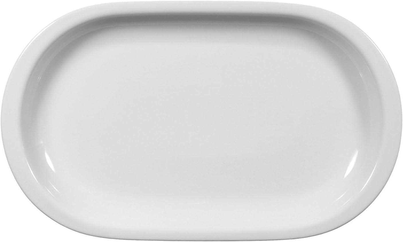Servierplatte Seltmann Weiden 001.466621 Compact Platte oval 33 cm