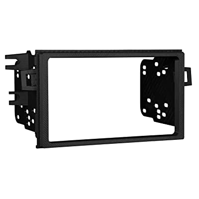 Metra 95-7895 Double DIN Installation Dash Kit for 1998-2002 Honda Accord: Car Electronics