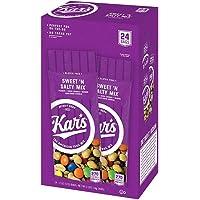 Kar's Nuts Sweet 'N Salty Trail Mix Snacks - High Protein Blend of Peanuts, Sunflower Kernels, Raisins & Chocolate Gems…