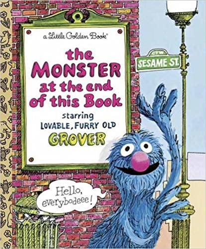 Buy The Monster at the End of this Book