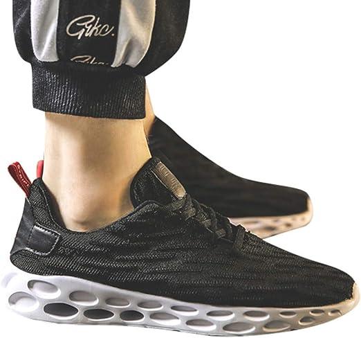 Darringls Zapatos de Deporte, Zapatillas Hombres Zapatos Deportivos para Hombres Zapatos Casuales para Caminar Antideslizantes de Moda Zapatos Deportivas Atléticos al Aire Libre Gimnasio 36-45: Amazon.es: Ropa y accesorios