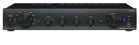 ONKYO A-5VL - Amplificador de Audio (1.0 Canales, 80 W, 0,08 ...