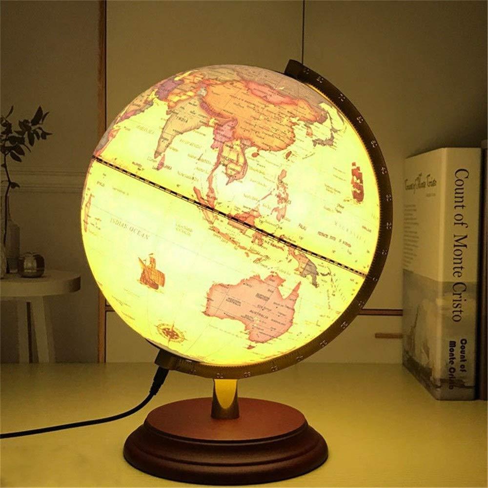 TILLION 電灯グローブ中学生生徒学用品ライトLEDテーブルランプ装飾 ( Color : Multi-colored , Size : M ) B07QNX71FP