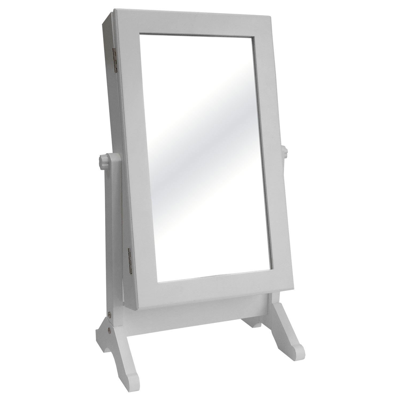 Armadio Specchio 62x37x22cm Colore: Bianco Homania C37566400