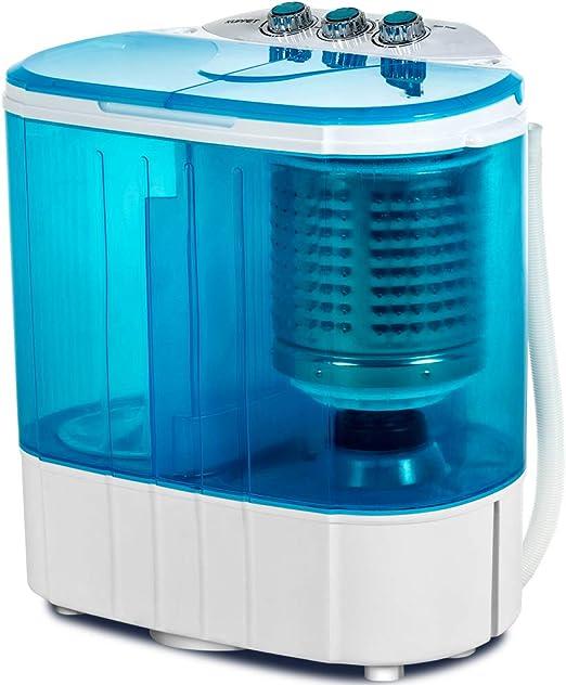 Amazon.com: Lavadora portátil, secadora de centrifugado ...