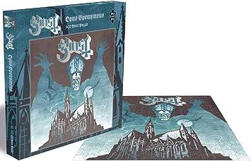 Ghost Opus Eponymous Puzzle de 500 Piezas: Amazon.es: Juguetes y juegos