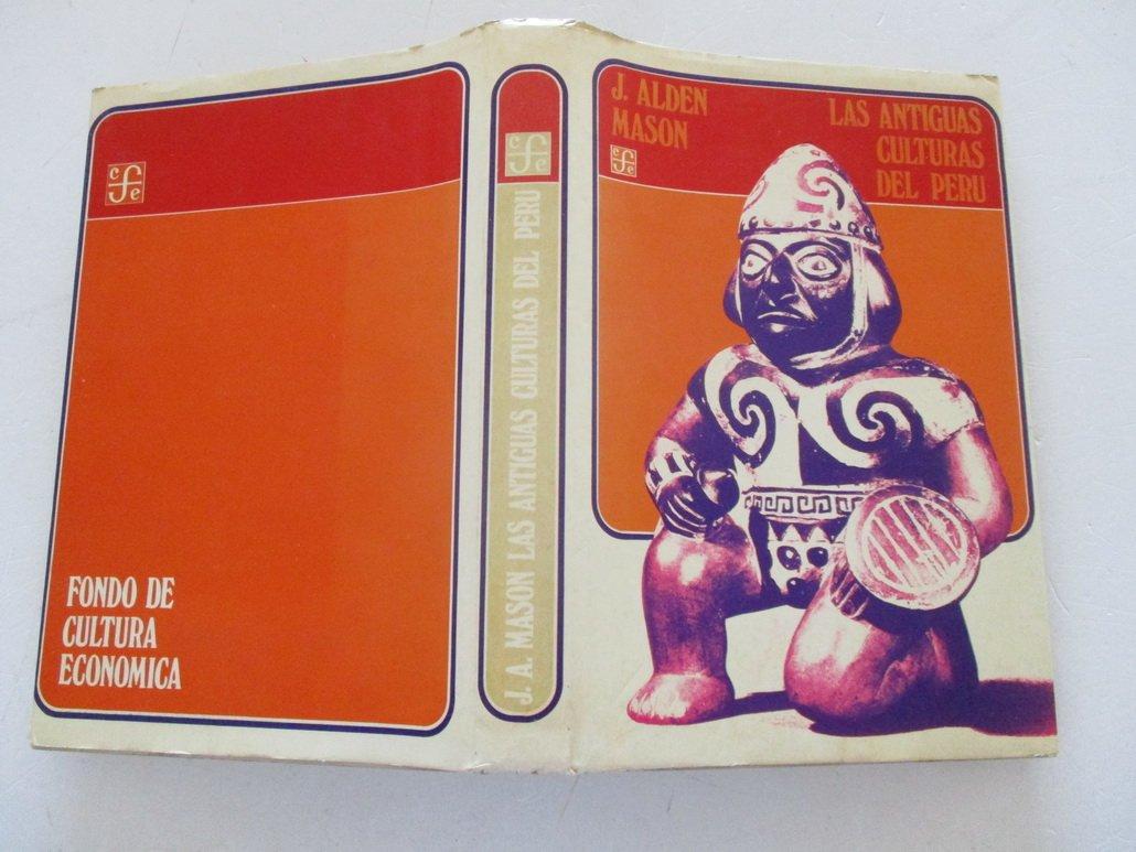 Las Antiguas Culturas Del Peru Hardcover – 1978