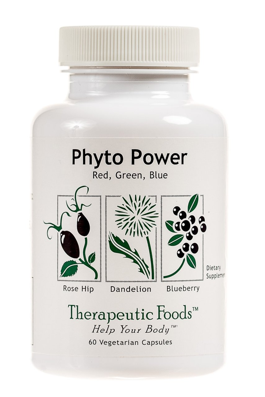 BioImmersion - Phyto Power - DNA & Cellular Integrity. Potent phytonutrients for Anti-Aging* - 60 Capsules