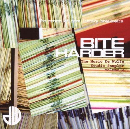 - Bite Harder: The Music de Wolfe Studio Sampler, Vol. 2 by De Wolfe Music Lib. (2009-08-04)