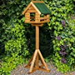 Fordwich Bird Table Fully Assembled