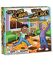 Endless Games The Floor is Lava - Interactive Game for Kids and Adults - Promotes Physical Activity - Indoor and Outdoor Safe