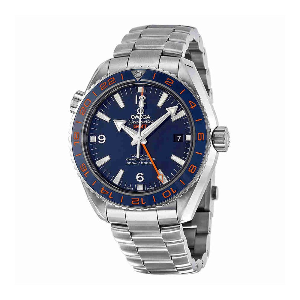 Amazon.com  Omega Planet Ocean Blue Dial Stainless Steel Mens Watch  232.30.44.22.03.001  Omega  Watches 580192cf17