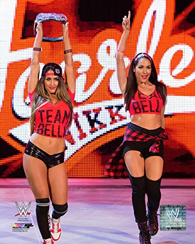 WWE Bella Twins Halloween Costumes