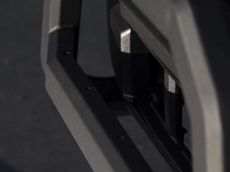 Matte Black Armordillo USA 7174030 AR Series Bull Bar Fits 2011-2018 Ford Explorer