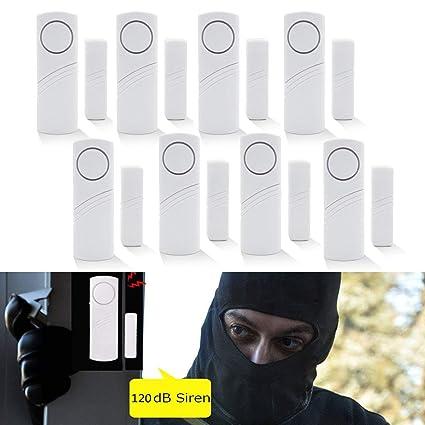 Sistema de alarma para puertas y ventanas, alarma de ...