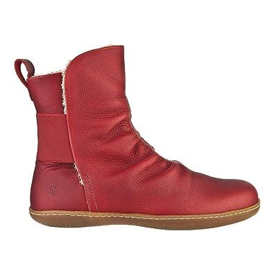 9e0ab98fe12171 El Naturalista Womens EL Viajero Rot Boots  Amazon.de  Schuhe ...