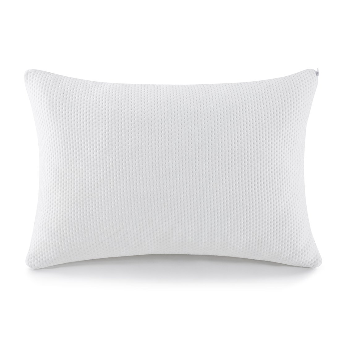 Oaskys Memory Foam Pillow Queen Size Cooling with Removable Washable Bamboo Bed Pillow Cover,Hypoallergenic,Dust Mite Resistant and Luxury for Hotel