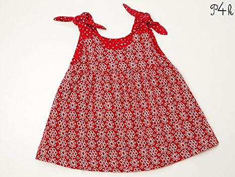 Papier Schnittmuster Baby Kleid Lipsia in 2 Varianten für Mädchen ...