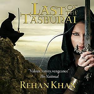 Last of the Tasburai Audiobook