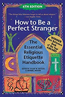 Book Cover: How to Be A Perfect Stranger