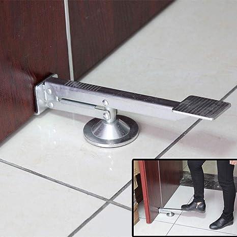 SADA72 - Elevador de puerta de aluminio antideslizante: Amazon.es: Hogar