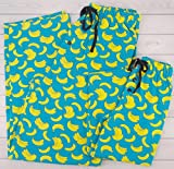 UB Kids Banana Print Matching Family Father's Day