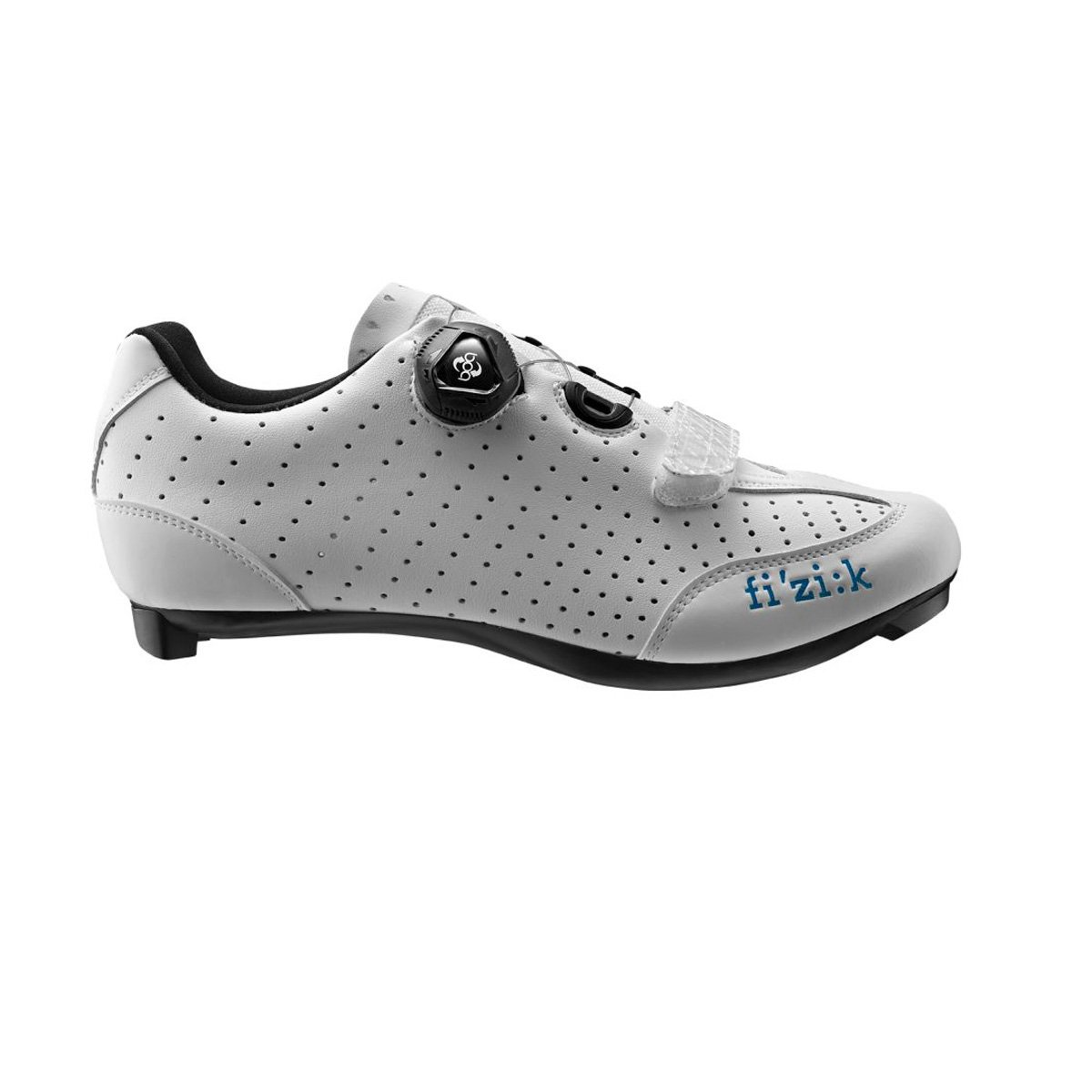 Fizik Womens R3B Donna Boa Road Sport Cycling Shoes White w//Turquoise