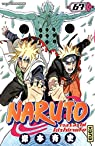 Naruto, tome 67 : La brèche par Kishimoto