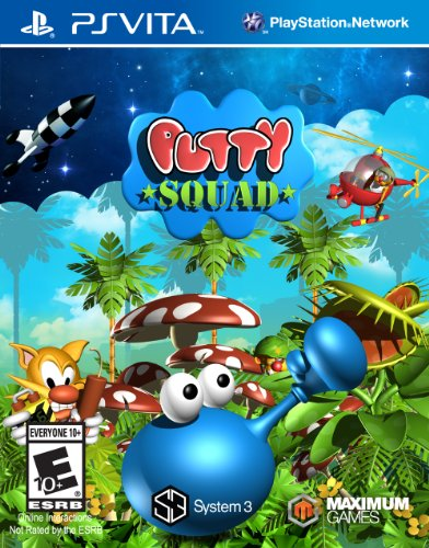 Putty Squad - PlayStation Vita by Maximum Games
