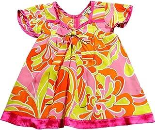 product image for Little Mass - Little Girls' Short Sleeve Rayon Dress