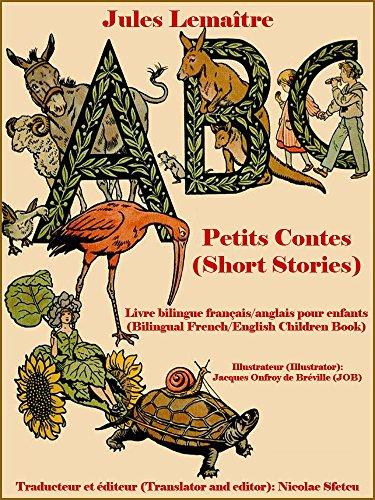 Abc Petits Contes Short Stories Livre Bilingue Francais