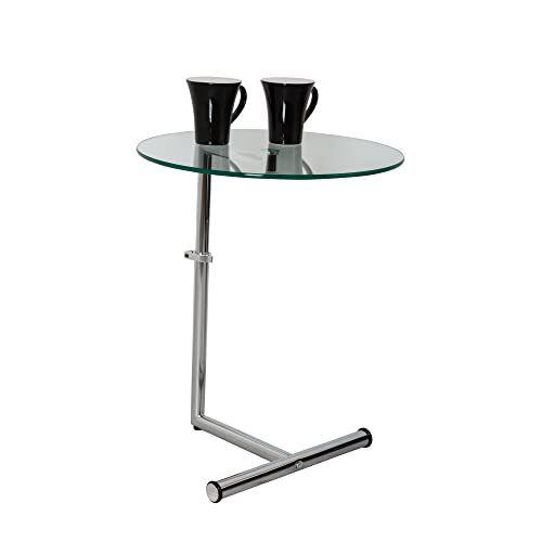 Glass Side Table: Amazon.co.uk