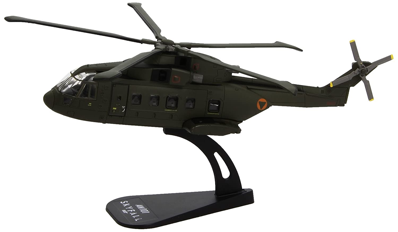 Elicottero 007 : 007 si vive solo due volte elicottero augusta westland aw101