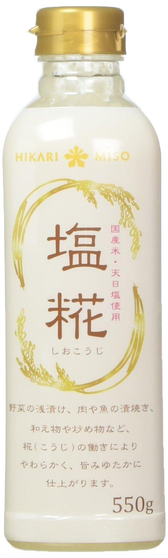 Amazon.com : Nama Shio Koji - Rice-malt Seasoning, 7.05oz