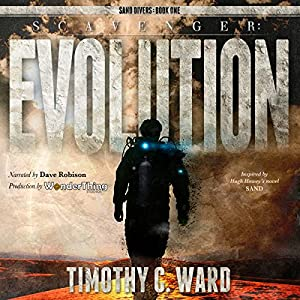 Scavenger: Evolution Audiobook