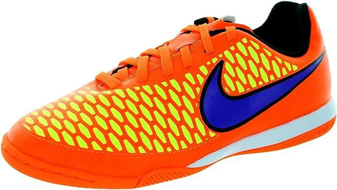 divorcio práctica Es mas que  Amazon.com: Nike Kids Jr Magista Onda IC TTL Orng/PRSN VLT/LSR Orng/Hyp  Indoor Soccer Shoe 1.5 Kids US: Shoes