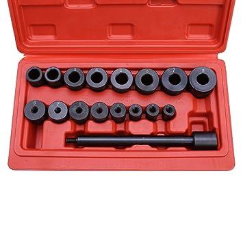 YouN Kit de herramientas de alineación de embrague, 17 piezas universales para todos los coches y furgonetas.: Amazon.es: Informática
