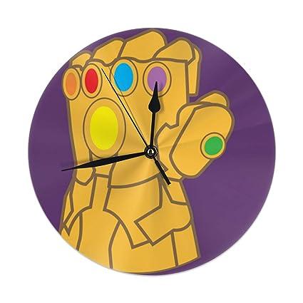 Amazon.com: VIVIONG Thanos Infinity Gauntlet Purple Wall ...