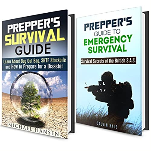 Read online Prepper's Emergency Survival Guide Box Set (2 in 1): Learn About the Survival Secrets of the British S.A.S. and How to Stockpile for a Disaster (Prepper's Survival Guide) PDF, azw (Kindle), ePub, doc, mobi
