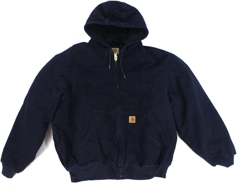 Carhartt Quilt Active Jacket, Blue, Large